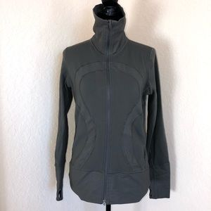 Lululemon Athletica Zip Up Jacket FLAWS